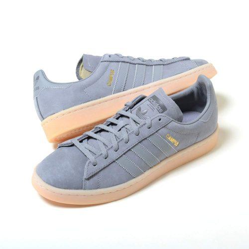 アディダス(adidas) by9838m adidas skateboarding キャンパス グレー