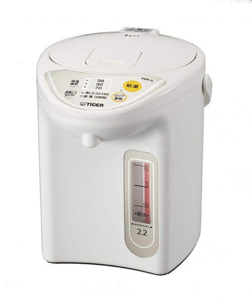タイガー魔法瓶(TIGER) マイコン電気ポット  PDR-G220-WU