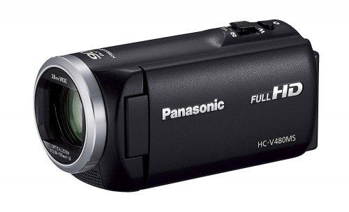 パナソニック(Panasonic) HDビデオカメラ V480MS