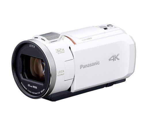 パナソニック(Panasonic) 4K ビデオカメラ  HC-VX1M