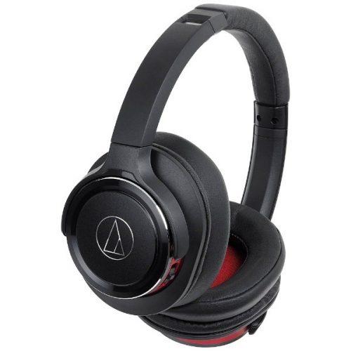オーディオテクニカ(audio-technica) ワイヤレスヘッドホン SOLID BASS ATH-WS660BT