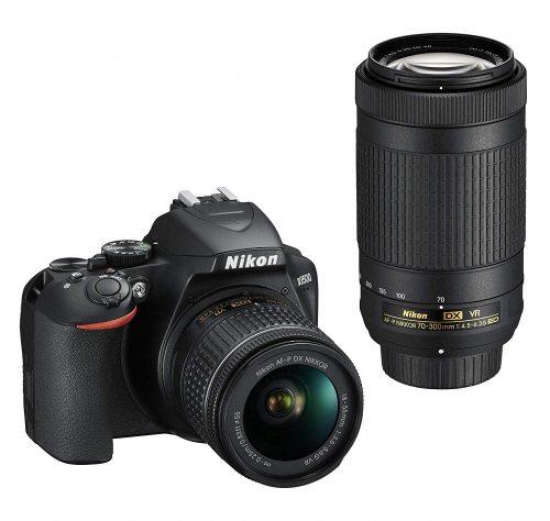 ニコン(Nikon) D3500 ダブルズームレンズキット D3500WZ