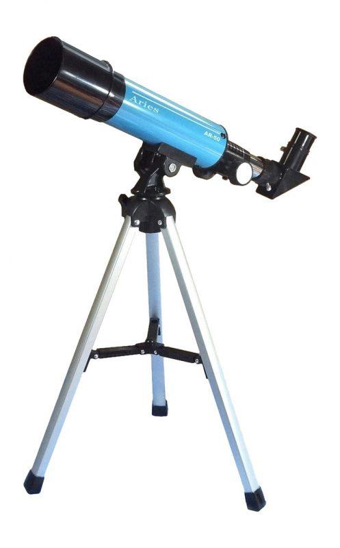 ミザールテック(MIZAR-TEC) 天体望遠鏡 Aries AR-50 ブルー