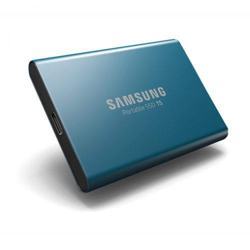 サムスン(Samsung) 外付けSSD T5 MU-PA250B/IT