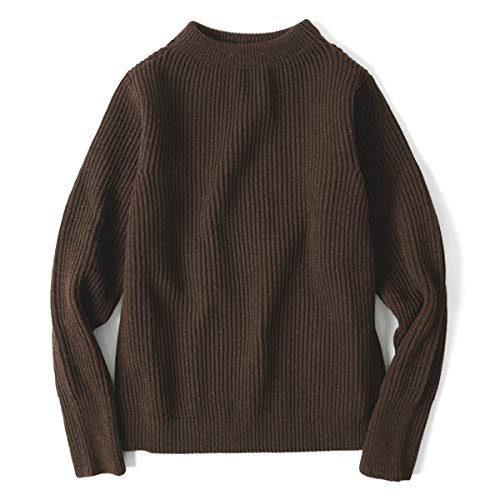 アンデルセンアンデルセン(ANDERSEN-ANDERSEN) 7ゲージクルーネックセーター
