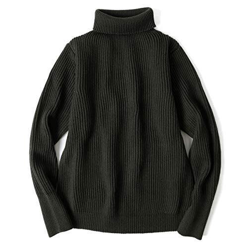 アンデルセンアンデルセン(ANDERSEN-ANDERSEN) 5ゲージタートルネックセーター