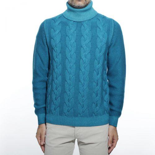 バフィー(BAFY) ハイネックセーター