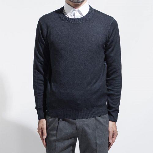 クルチアーニ(Cruciani) クルーネックセーター