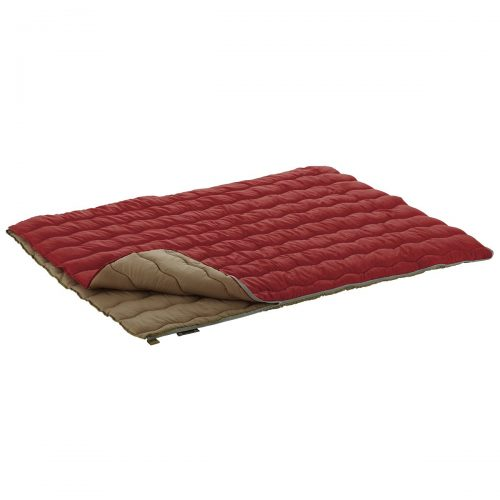 ロゴス(LOGOS) 2in1 Wサイズ丸洗い寝袋