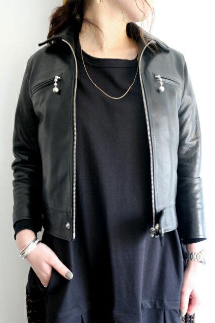 ビューティフルピープル (beautiful people) mock croc singlebreasted jacket