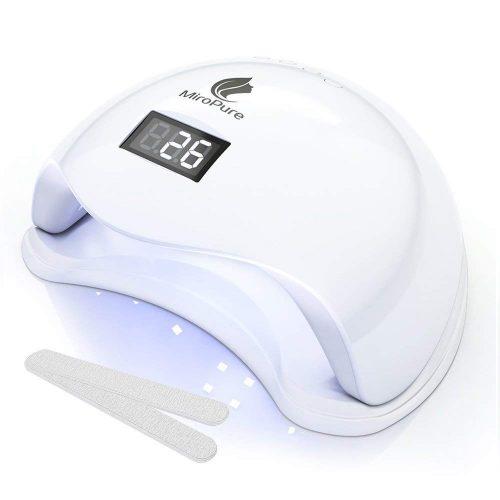 MiroPure UV LED ネイルドライヤー