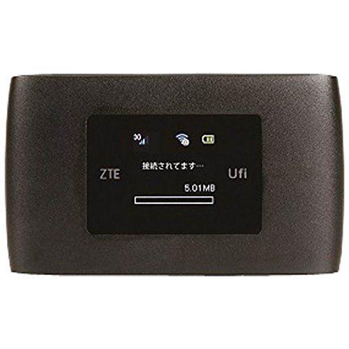 ZTE モバイルWi-Fiルーター MF920S