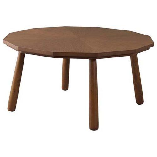 東谷 多角形こたつテーブル KT-110