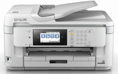 エプソン(EPSON) ビジネス向け インクジェット複合機 PX-M5080F