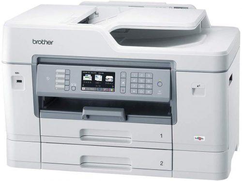 ブラザー(Brother) A3インクジェット複合機 MFC-J6983CDW