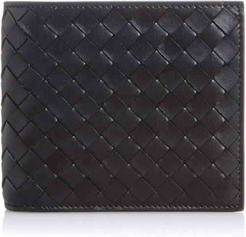 ボッテガ・ヴェネタ(BOTTEGA VENETA) 二つ折り財布 イントレチャート 193642-V4651