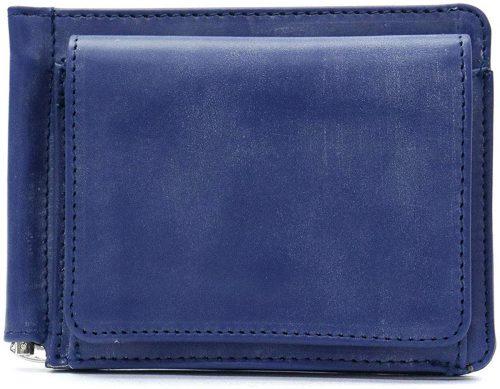 グレンロイヤル(GLENROYAL) MONEY CLIP WITH COIN POCKET 03-6164