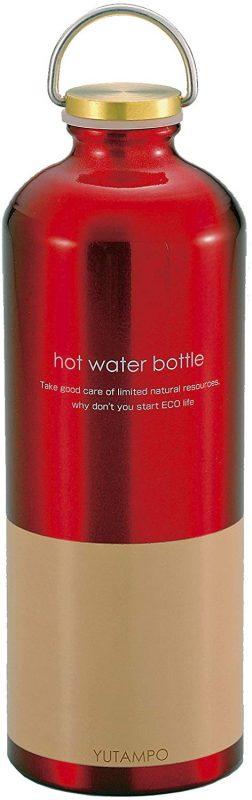 パール金属(PEARL METAL) アルミ湯たんぽ ボトル型 900ml MK-2214