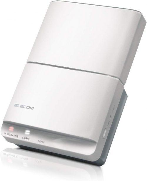 エレコム(ELECOM) 無線LAN中継機 WTC-F1167AC