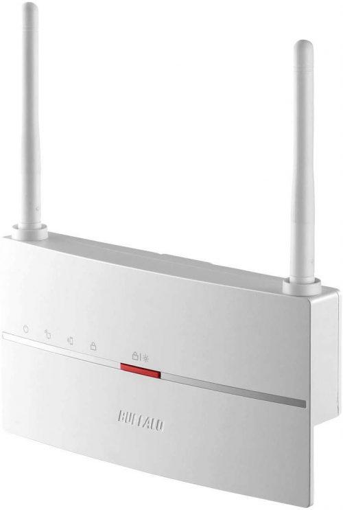 バッファロー(BUFFALO) 無線LAN中継機 WEX-1166DHP2/N
