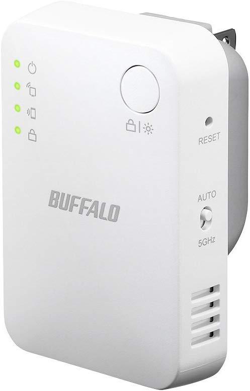 バッファロー(BUFFALO) 無線LAN中継機 WEX-1166DHPS