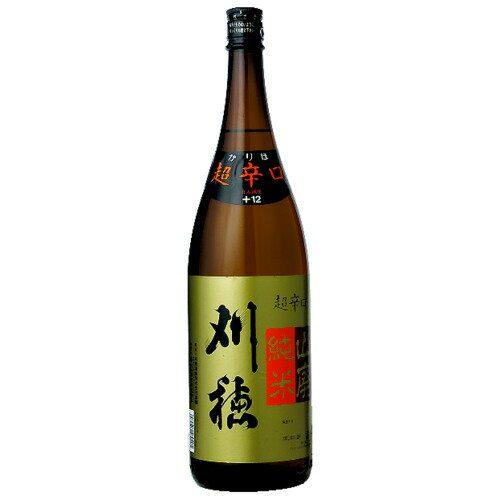 刈穂酒造 刈穂 山廃純米 超辛口