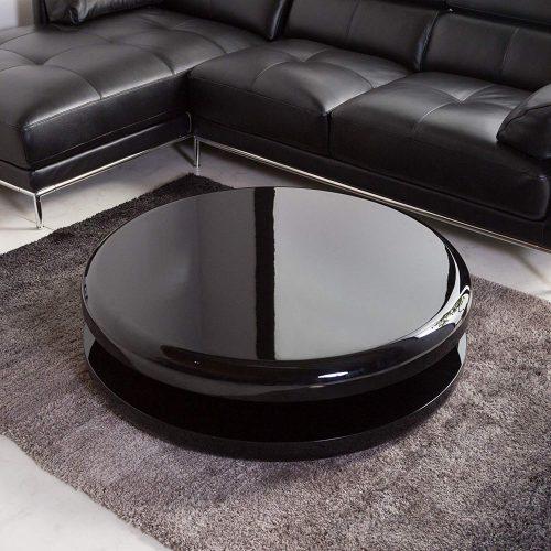 イノベーションライフ(innovationlife) ラウンド型ローテーブル 100cm if-2566