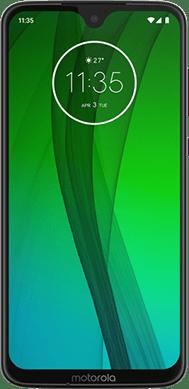 モトローラ(Motorola) moto g7