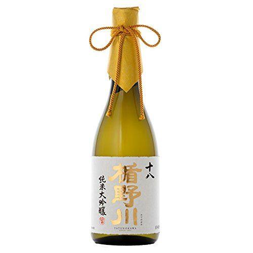 楯の川 純米大吟醸 十八