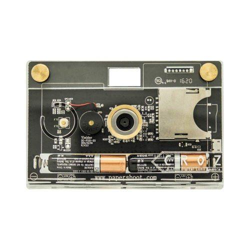 ペーパーショット(Paper Shoot) CROZ D.I.Y Transparent Camera
