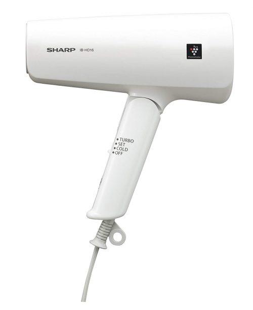 シャープ(SHARP) プラズマクラスタードライヤー IB-HD16-W