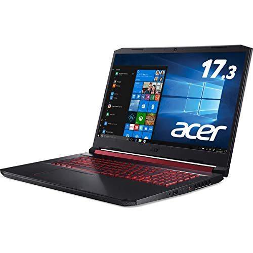 エイサー(Acer) Nitro 5 AN517-51-A76QG6