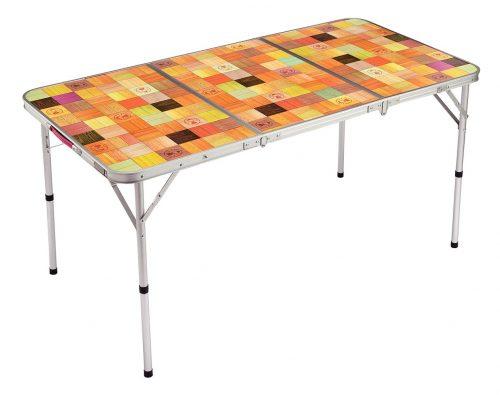 コールマン(Coleman) ナチュラルモザイクリビングテーブル140プラス 2000026750