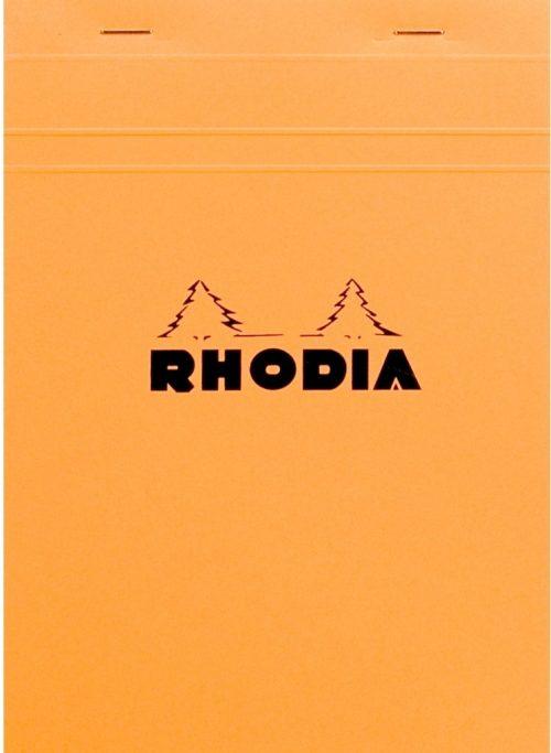 ロディア(Rhodia) No.16 方眼罫 オレンジ cf16200