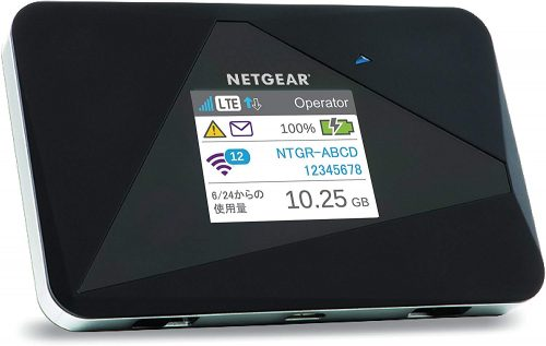 ネットギア(NETGEAR) AirCard 785 モバイルホットスポット モバイルルーター AC785-100JPS