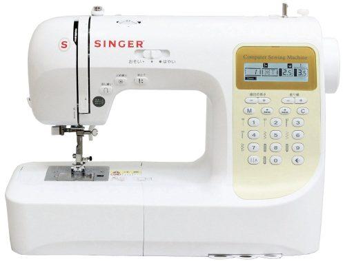 シンガー(SINGER) コンピューターミシン SN777DX