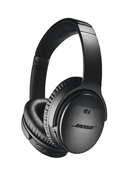 ボーズ(Bose) ノイズキャンセリングヘッドホン QuietComfort 35 wireless headphones II