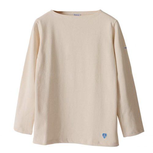 オーシバル(ORCIVAL) COTTON LOURD バスクシャツ B211