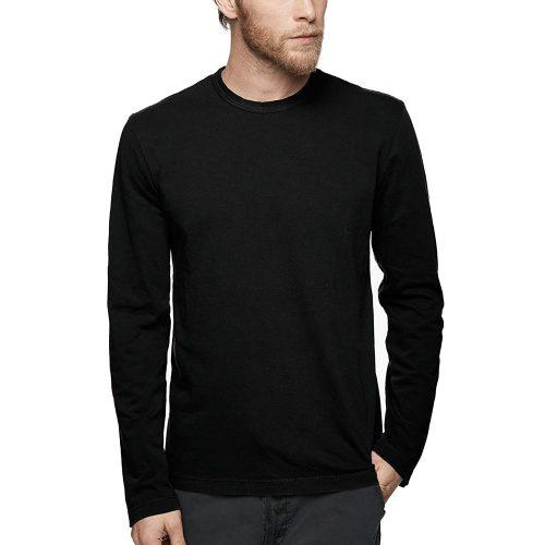 ジェームスパース(JAMES PERSE) ロングスリーブクルーネックTシャツ