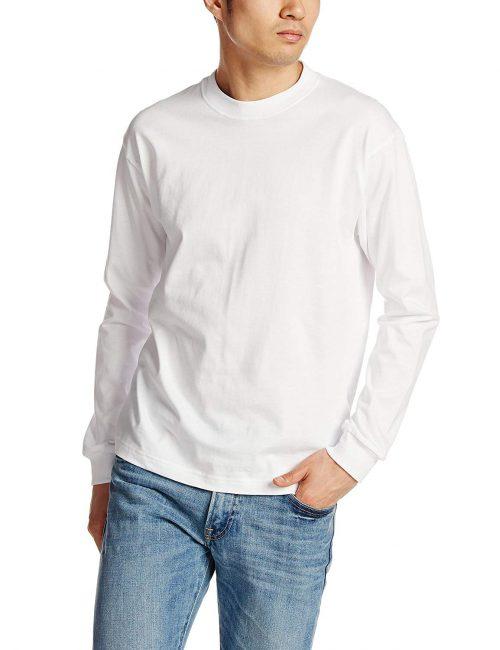 ヘインズ(Hanes) ヘビーウェイトロングTシャツ BEEFY-T