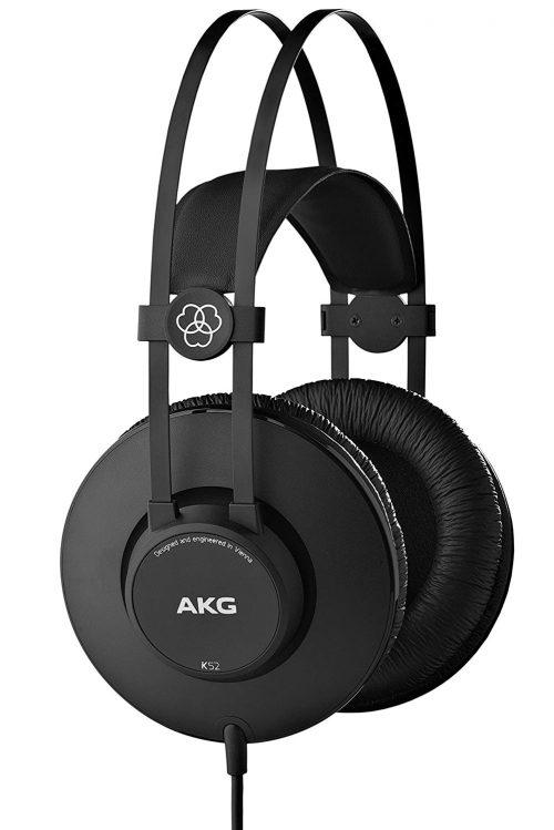 アーカーゲー(AKG) クローズドバックヘッドホン K52