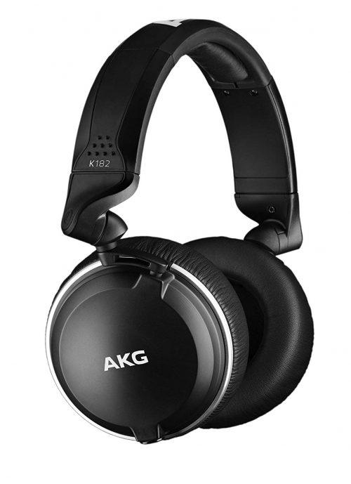 アーカーゲー(AKG) プロフェッショナルクローズドバック型モニタリングヘッドホン K182