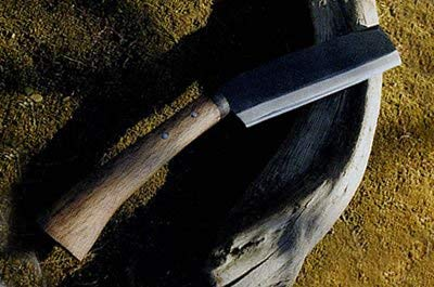 豊国鍛工場 間伐腰鉈 7寸 両刃 白鋼 bip013-005