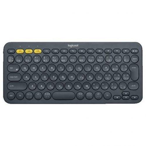 ロジクール(Logicool) ロジクール K380 マルチデバイス Bluetooth キーボード K380BK