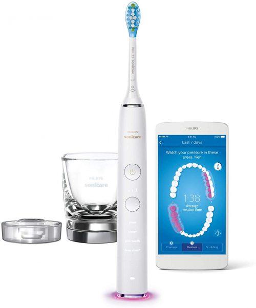 フィリップス(Philips) ソニッケアー ダイヤモンドクリーン スマート 電動歯ブラシ  HX9911/05
