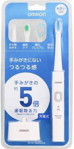 オムロン(OMRON) 音波式電動歯ブラシ HT-B304