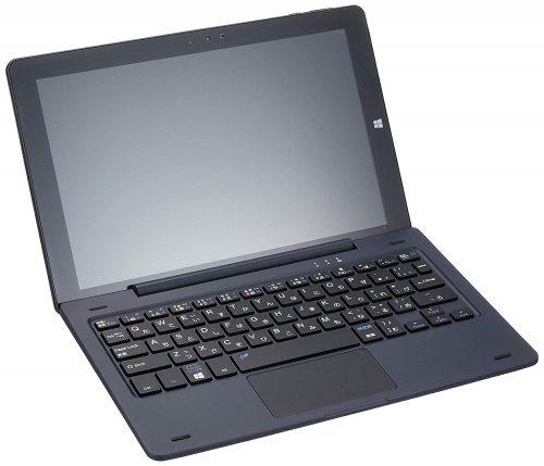 恵安(KEIAN) 10.1インチ2in1 Windowsタブレット KIC104HD-DN