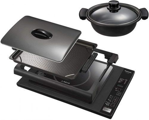 パナソニック(Panasonic) IHホットプレート KZ-HP2100