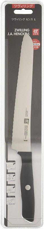 ヘンケルス(ZWILLING J.A.HENCKELS) センスL パンナイフ 200mm Twin FinL 32346-201