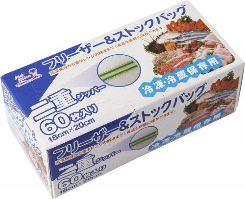 全家協(Zenkakyo) フリーザー&ストックバッグ